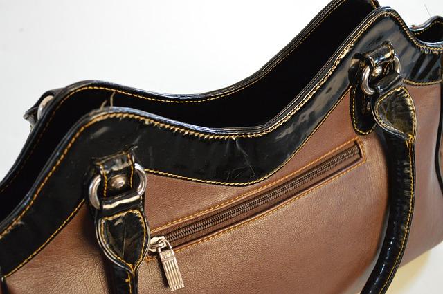 taška z kůže